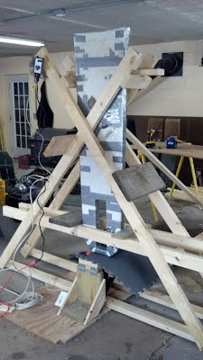 Sea Cast Bow Pulpit